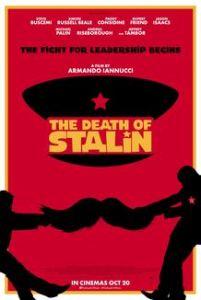 Tragikomédia vörös kiadásban – Sztálin halála (2017)