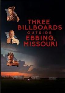 A tragédia lélektana – Három óriásplakát Ebbing határában