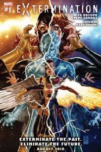 Az X-Men vége? – Extermination #1