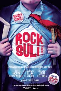 Színház a világ: Rocksuli, avagy rock őrület két felvonásban