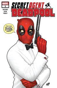 Wilson, Wade Wilson – Deadpool: Secret Agent Deadpool #1