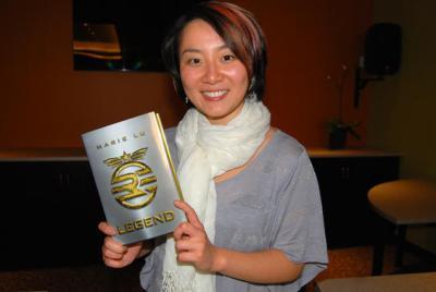 Újabb kötet érkezik Marie Lu Legenda-sorozatához