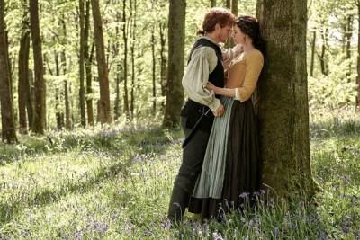 Új Outlander negyedik évados fotók érkeztek