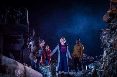 Doctor Who S11E05 – The Tsuranga Conundrum