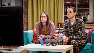 The Big Bang Theory S12E10 – The VCR Illumination
