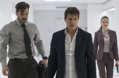 A halál unalmas akció – Mission: Impossible – Utóhatás (2018)