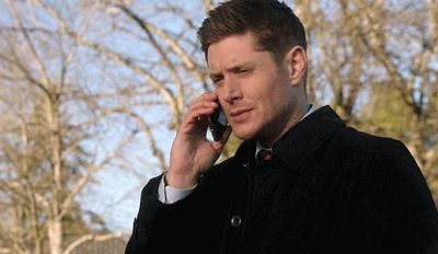Supernatural S14E12 – Prophet and Loss