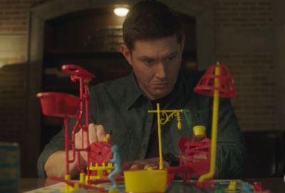 Supernatural S14E17 – Game Night