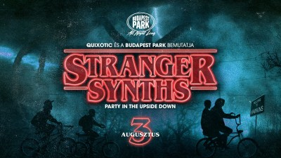 Stranger Synths: Party in the Upside Down