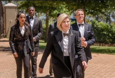 Doctor Who S12E01 – Spyfall Part One