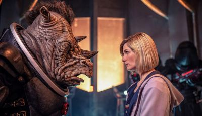 Doctor Who S12E05 – Fugitive of the Judoon