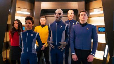 Star Trek: Discovery (2017-), 2. évad