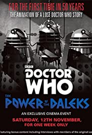 Doctor Who: The Power of the Daleks (2016)