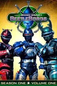 Big Bad Beetleborgs Season 2