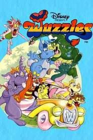 The Wuzzles Season 1
