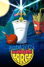 Aqua Teen Hunger Force Season 10
