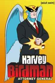 Harvey Birdman, Attorney General (2018)