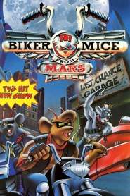 Biker Mice from Mars 1993 Season 3