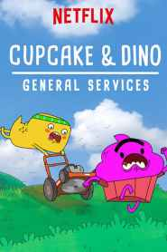 Cupcake and Dino: General Services Season 2