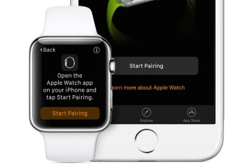 Configure - AppleWatch