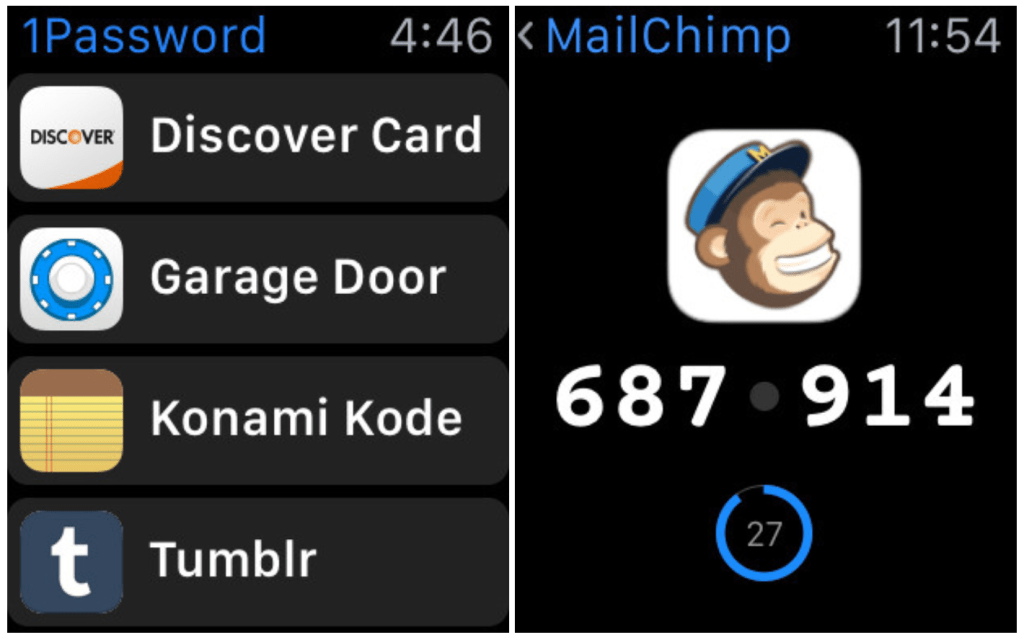 ScreenShot 1Password