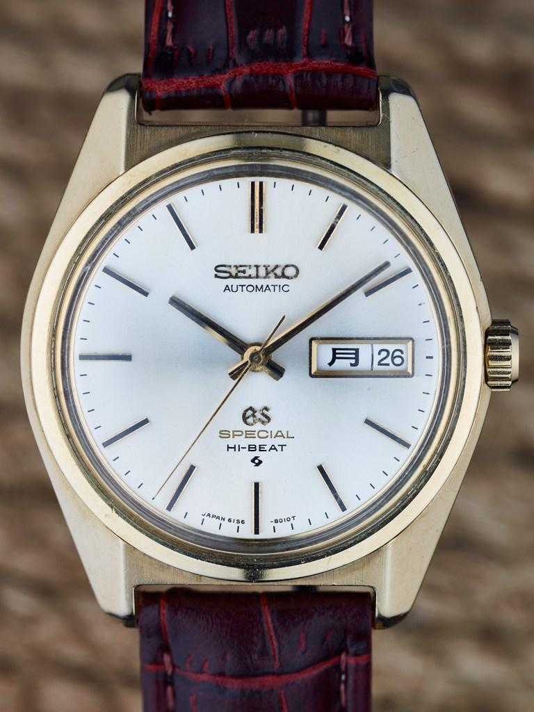 """Grand Seiko 6156-8020 """"Special"""""""
