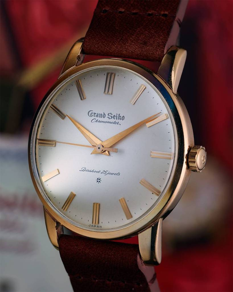 Grand Seiko Chronometer