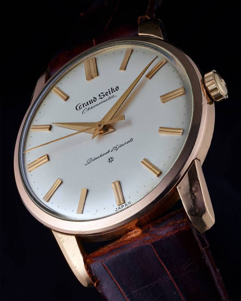 "Grand Seiko Chronometer ""First"" / 3180"