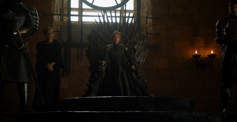 Image result for game of thrones stormborn cersei
