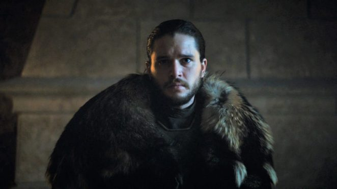 6x10 Jon King in the North