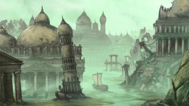 The Sorrows of the Rhonyar by Dmitri Bielak - Fantasy Flight Games