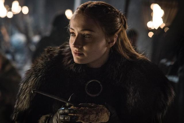 Sansa Stark (Sophie Turner). Photo: HBO