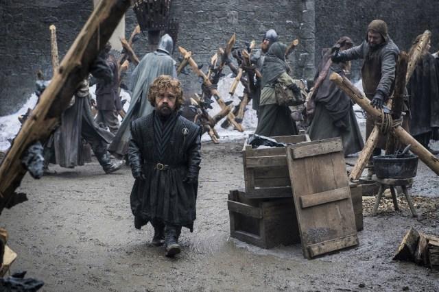 Tyrion Winterfell Season 8