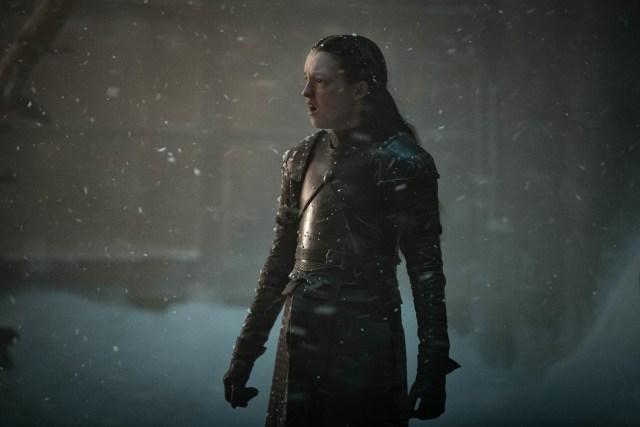 Lyanna Mormont Season 8 803 The Long Night