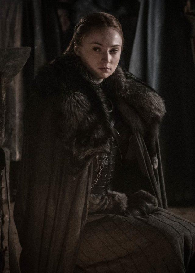 Sophie Turner as Sansa Stark. Photo courtesy of HBO.