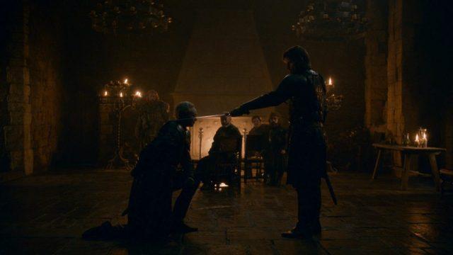 Brienne Jaime Knight of the Seven Kingdoms Season 8 802