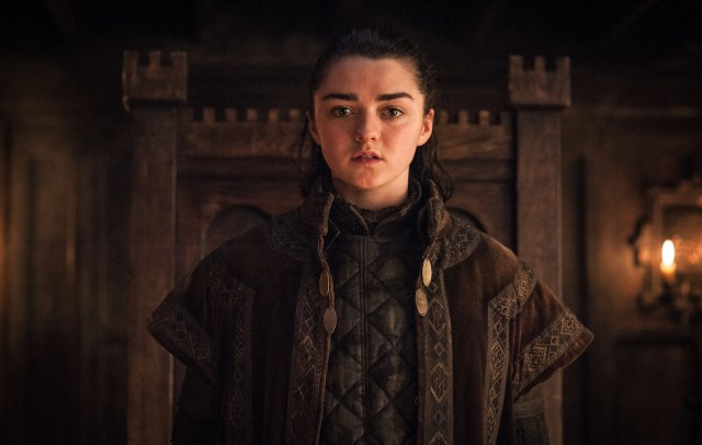 Arya House Frey Season 7 701