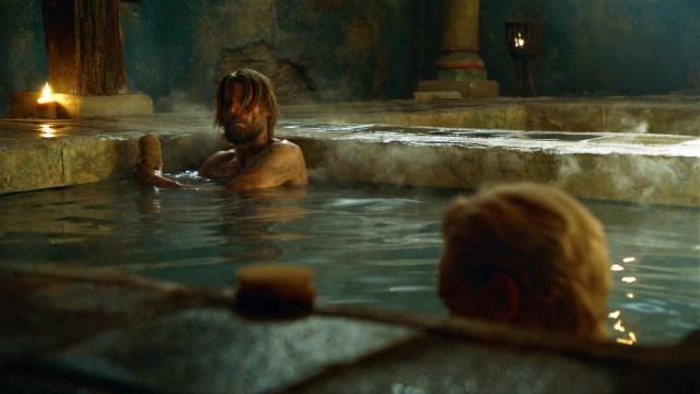 Jaime Brienne Season 3 305 Bath