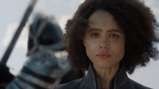 Missandei King's Landing Dracarys Season 8 804