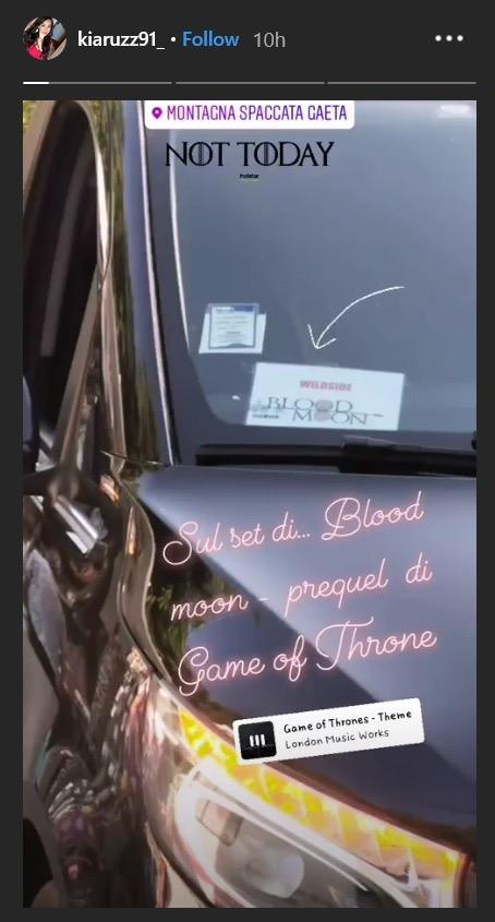 Blood Moon Gaeta