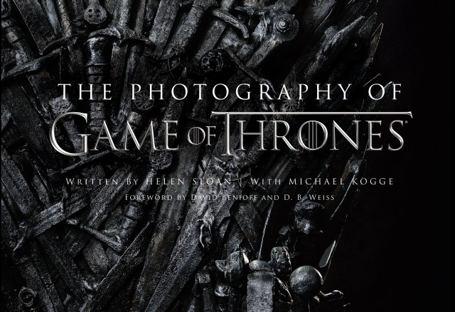 Cover Photography of GoT wide