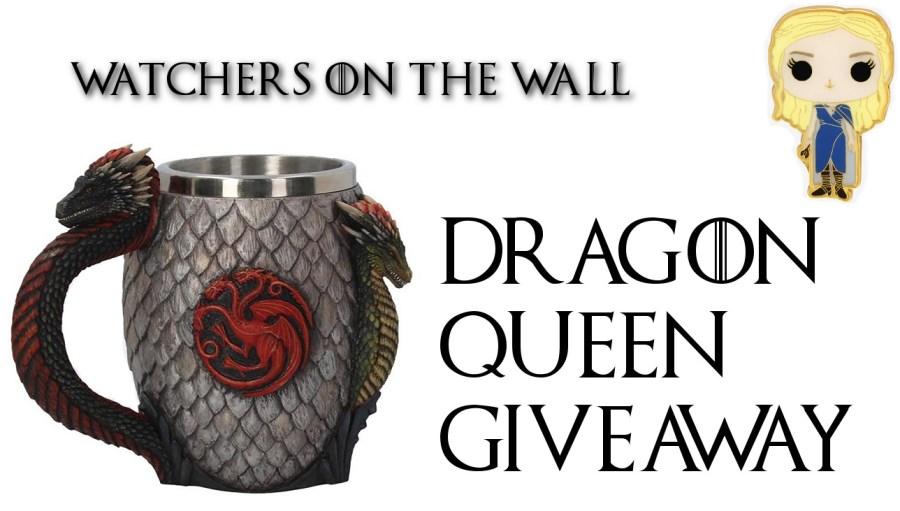 Dragon Queen Giveaway