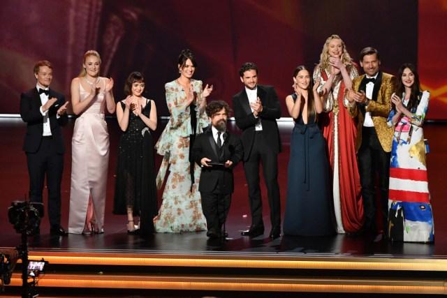 Emmys cast