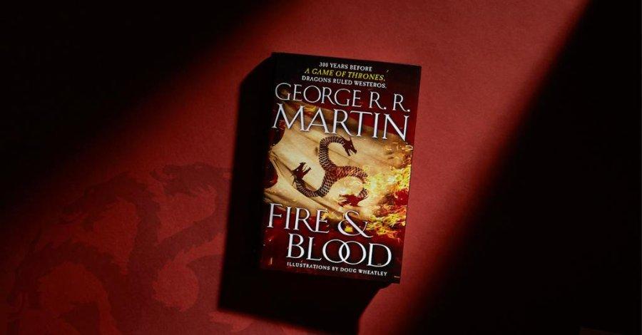 Martin Fire & Blood