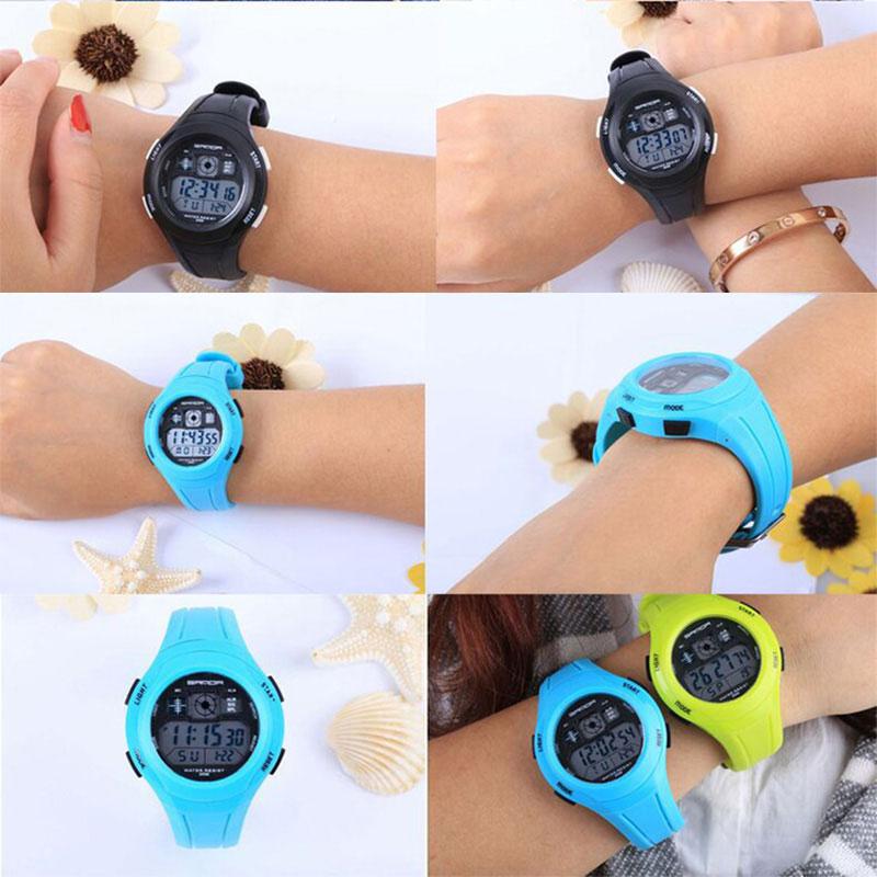 Kids Watch Child Sport Wrist Watch