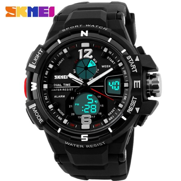 Digital Watch Men Sports Watches