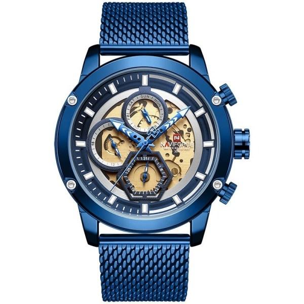 Luxury Quartz Watch Male Clock