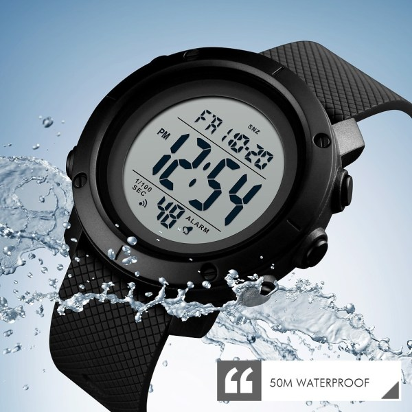 Luxury Sports Watches LED Digital Watch