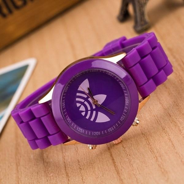 Sports Quartz Watch Silicone Women Watches