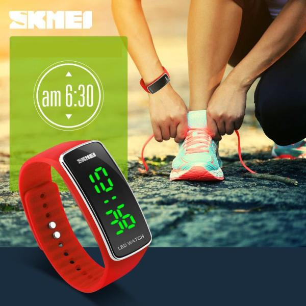 Bracelet Digital Watches Sports Wristwatch
